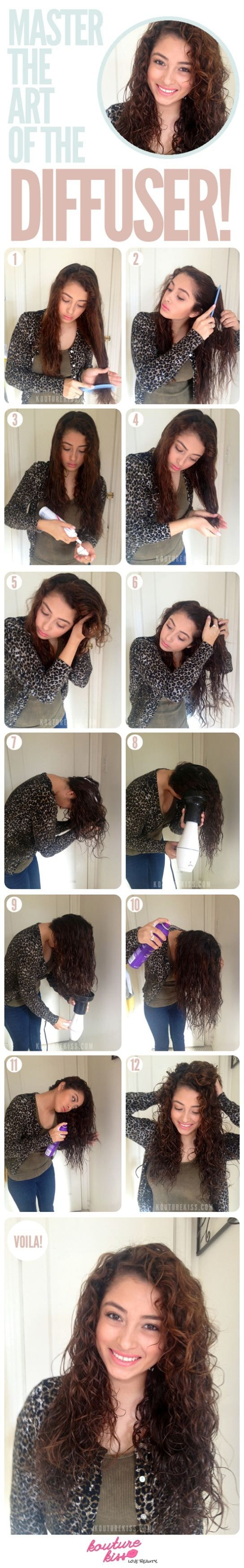 20 Hair Drying Hacks That Will Turn You Into a Hair Goddess