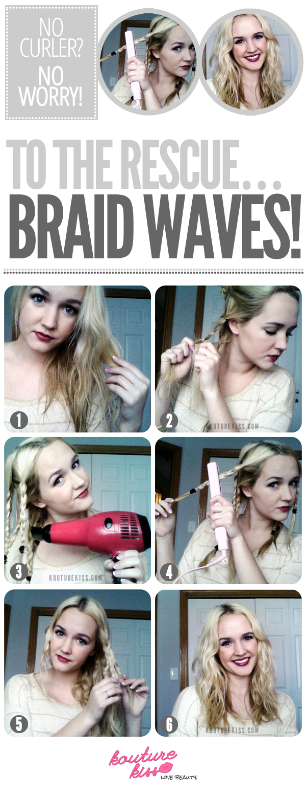 How to Blow Dry Your Hair Without
