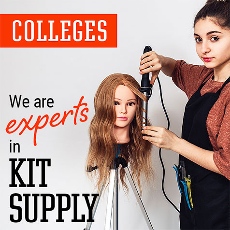 Colleges: We're Experts in Kit Supply