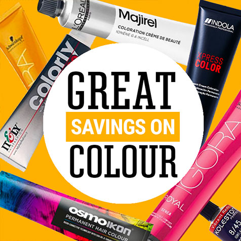Great savings on colour