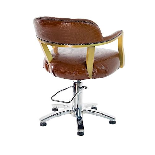 Rear view of the WBX Conti styling chair
