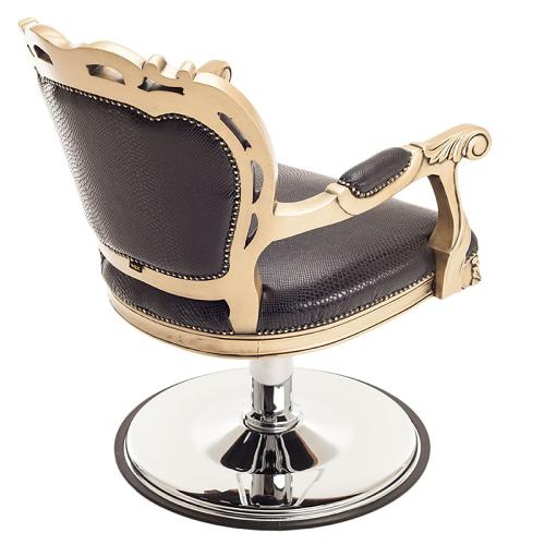 Rear view of the WBX Vivaldi styling chair