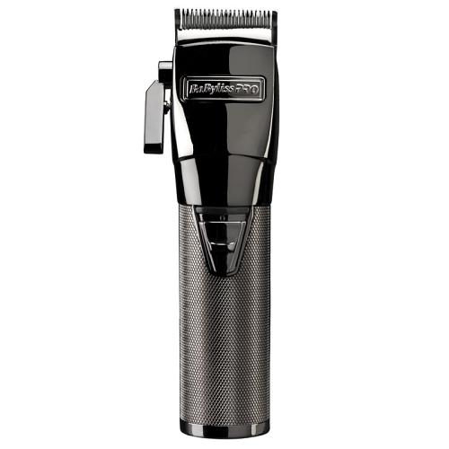 The BaByliss Pro Cordless Super Motor Clipper is one half of the Cordless Super Motor Collection