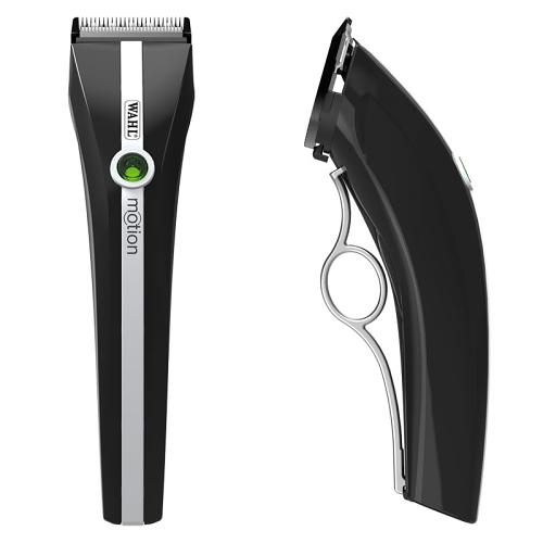 Wahl Academy Motion clipper top and side views