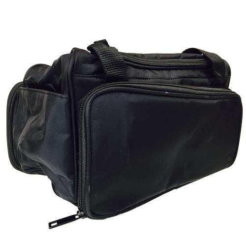 Side view of CoolBlades Organiser Bag closed