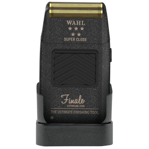 Wahl Finale on its storage stand