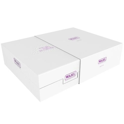 The stylish white packaging makes the Wahl Style Collection Dryer a great gift