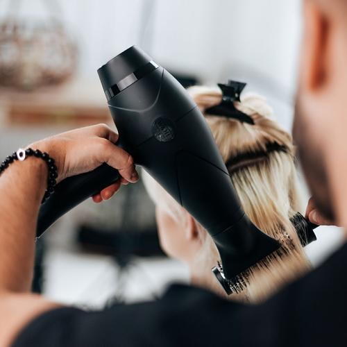 The Wahl Style Collection Dryer is perfect for brush styling