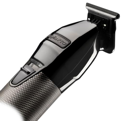 Close-up of the housing of the BaByliss Pro Super Motor Skeleton Trimmer
