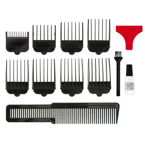 Accessories supplied with the Wahl Taper 2000 hair clippers