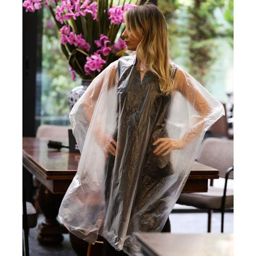 The Monodry Disposable Gown offers full length protection