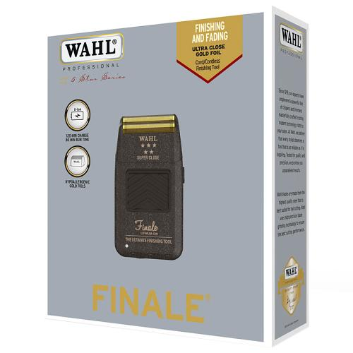 Packaging for the Wahl Finale