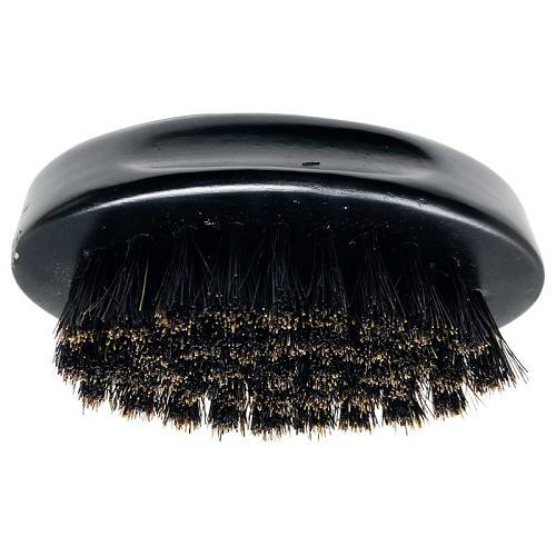 The Kobe Cagney Beard Brush has 100% boar bristles