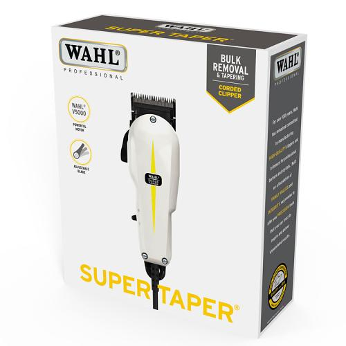 Packaging for the Wahl Super Taper