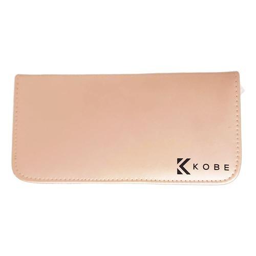 The Kobe Meteor Scissor Set is supplied in a rose gold scissor case.
