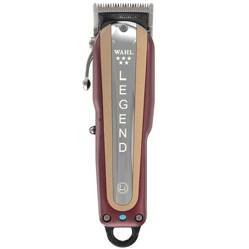 Top view of the Wahl Cordless Legend hair clipper