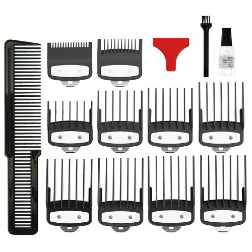 Accessories supplied with the Wahl Cordless Legend hair clipper