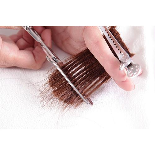 The Kobe K14 Texturiser is perfect for removing excess weight or texturising without making hair go wispy.