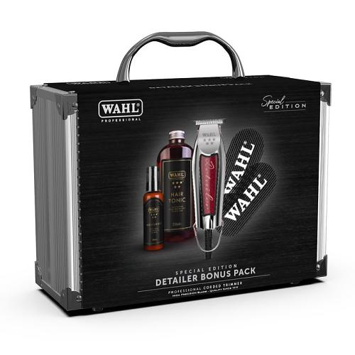 Packaging for the Wahl Detailer Special Edition Bonus Pack