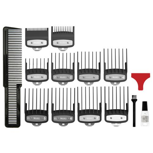 Accessories supplied with the Wahl Legend hair clipper