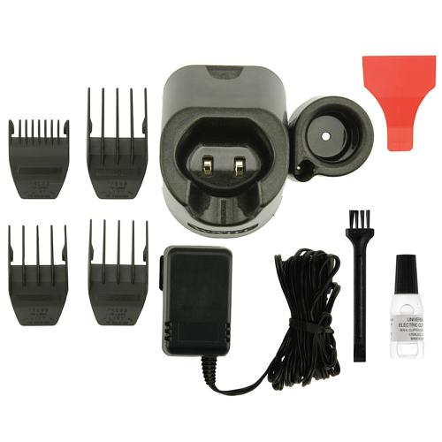 Accessories supplied with the Wahl ProLithium Beret hair trimmer