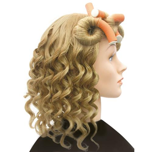 The Jessica training head is great for practising curls