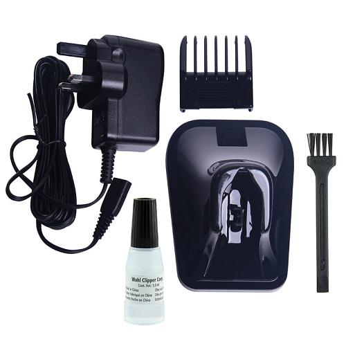 Accessories supplied with the Wahl Academy Motion Nano Trimmer