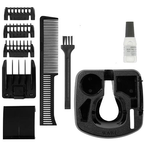 Accessories supplied with the Wahl Groomsman