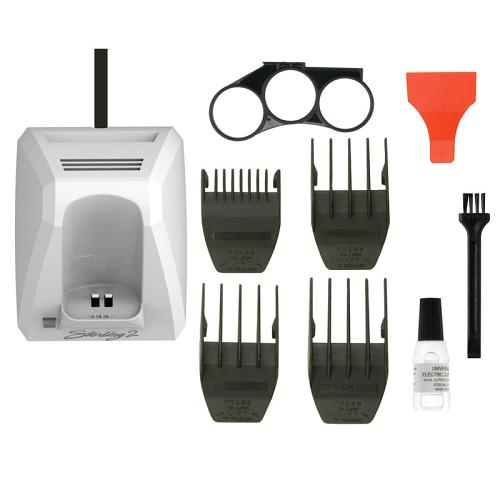 Accessories supplied with the Wahl Sterling 2