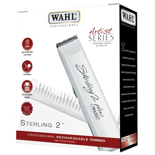 Packaging for the Wahl Sterling 2