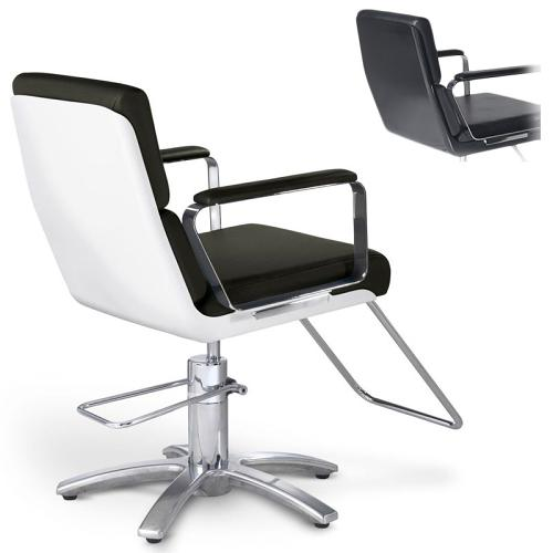 The Adria II comes with either a Black or White fibreglass back rest