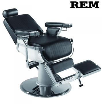 REM Emperor Barbers Chair CoolBlades Professional Hair Beauty