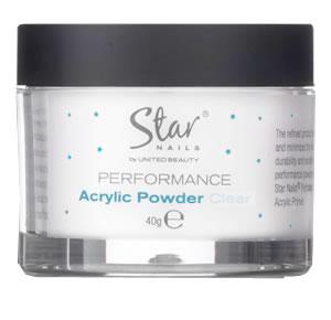 Star Nails Performance Acrylic Powder