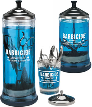 Barbicide Disinfecting Jars