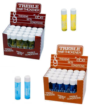 Ebe Treble Hair Thickener (Blue or Yellow)