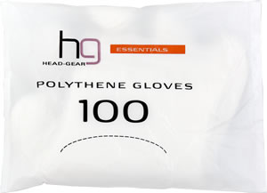 Head-Gear Polythene Gloves (x 100)