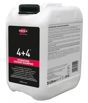 Indola 4+4 Hydrating Colour Shampoo