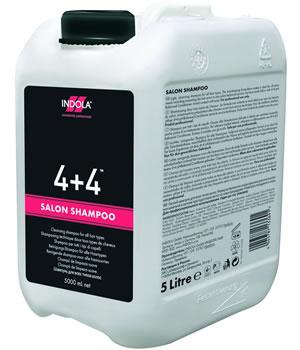 Indola 4+4 Salon Shampoo