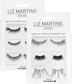 Liz Martins Lashes - Design