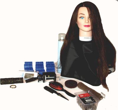 Student Long Hair Kit