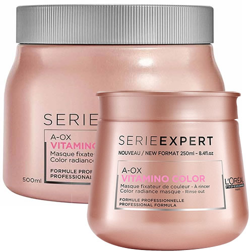 f157ab594 L'Oréal Professionnel série expert A-OX VITAMINO COLOR Masque ...