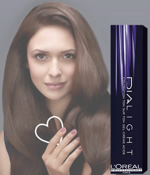 L'Oreal Professionnel DIALIGHT - Cool Beige