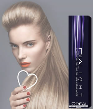 L'Oreal Professionnel DIALIGHT - Warm Blondes