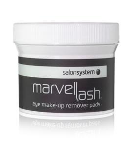 Salon System Marvel-Lash Eye Make-Up Remover Pads
