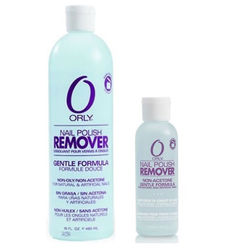 Orly Gentle Nail Polish Remover - CoolBlades Professional Hair ...