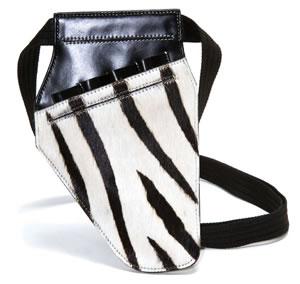 Passion Zebra Gun Pouch
