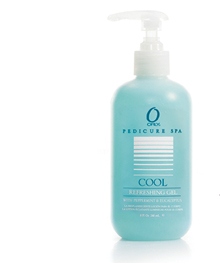 Orly Pedicure Spa Cool Refreshing Gel
