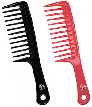 Pro-Tip Extra Large Wide Toothed Shampoo Rake (245 mm)