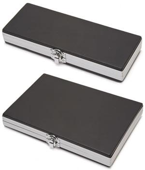 Riga Aluminium & Leather Scissor Case