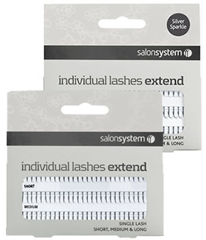 Salon System Individual Lashes Extend